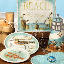 By the Beach: Entertaining