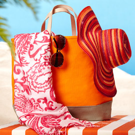 By the Beach: Accessories & Footwear