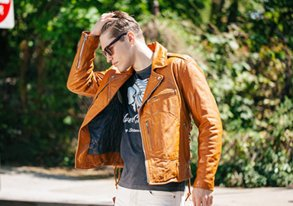 Shop Denim & Leathers by Andrew Marc