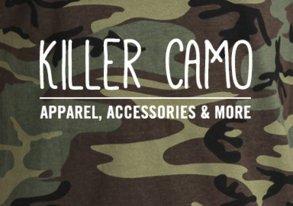 Shop Killer Camo: Head-to-Toe Looks