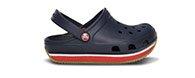 crocs retro flip wedge