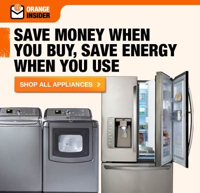 Save money when you buy, save energy when you use.