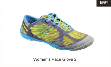 Women's Pace Glove 2
