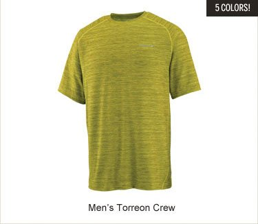 Men's Torreon Crew