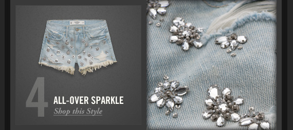 4  ALL-OVER SPARKLE     Shop this Style