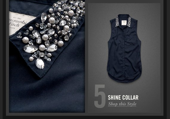 5 SHINE  COLLAR     Shop this Style