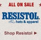All Resistol Straw Hats on Sale