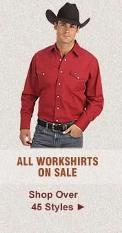 All Work Shirts on Sale