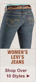 All Womens Levi Jeans on Sale