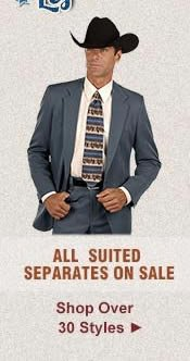 All Suited Seperates on Sale