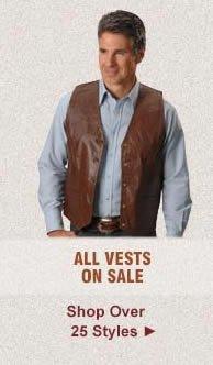All Vest on Sale