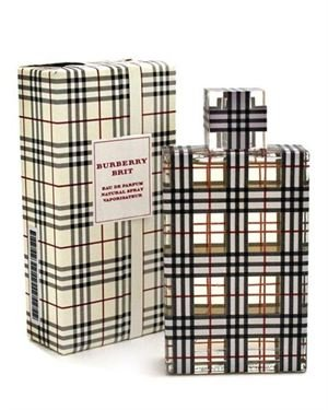 Burberry For Women Brit Eau De Parfum Spray, Made In France