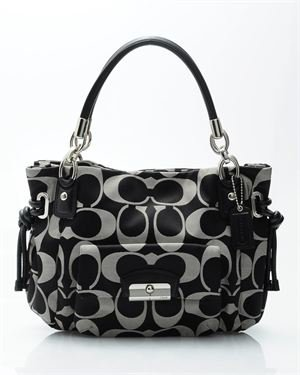 Coach Kristen Signature East West Tote