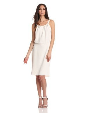 Rachel Roy Collection<br>Crepe Gathered Dress