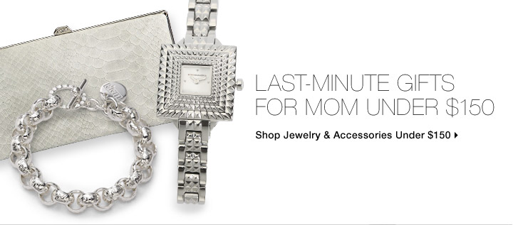 Last-Minute Gifts For Mom Under $150