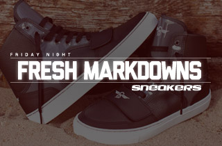 Fresh Markdowns: Sneakers