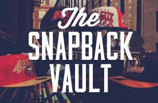 The Snapback Vault: Mitchell & Ness