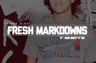 Fresh Markdowns: Tees
