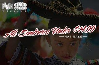 All Sombreros Under $14.99