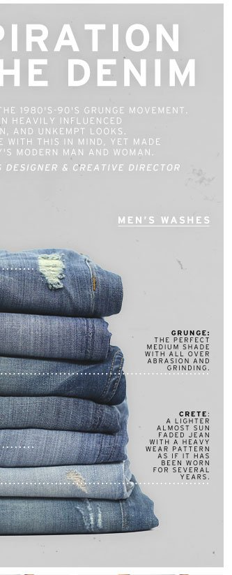 Men's Washes