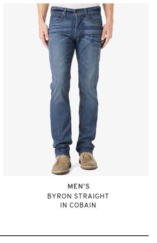Men's Bryon Straight in Cobain