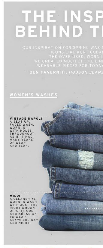 Women's Washes