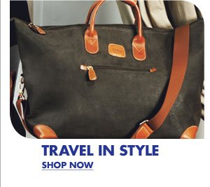 TRAVEL IN STYLE SHOP NOW