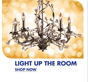 LIGHT UP THE ROOM SHOP NOW