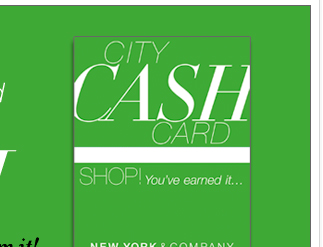 Last Day - REDEEM YOUR CITY CASH!