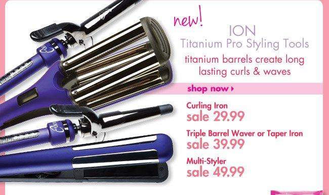 Ion Titanium Pro