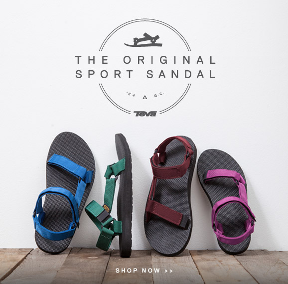 The Original Sport Sandal – SHOP NOW