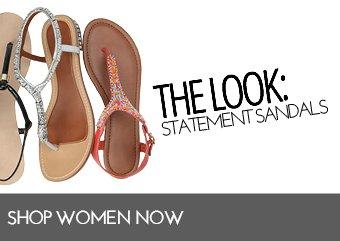 Statment Sandals
