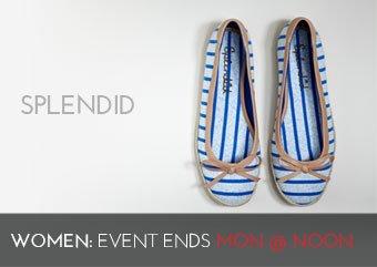 SPLENDID - WOMEN'S SHOES