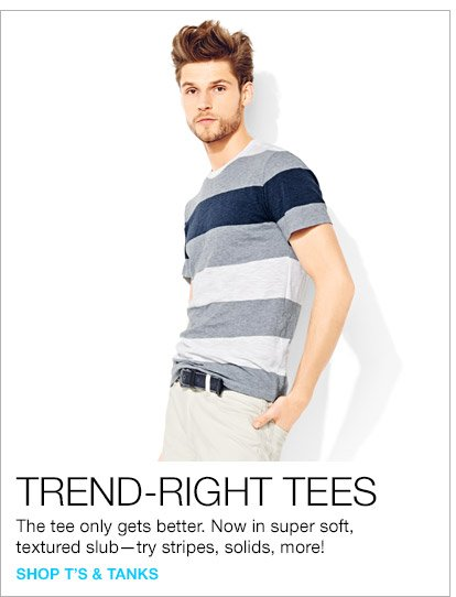 TREND-RIGHT TEES | SHOP T'S & TANKS