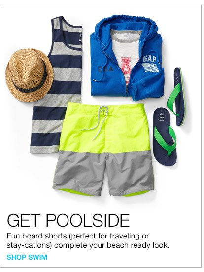 GET POOLSIDE | SHOP SWIM