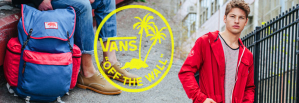 Shop New Vans: Cool Cali Style