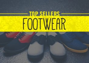 Shop Top Sellers: Fresh Footwear