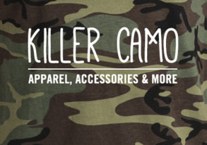 Shop Killer Camo: Head-to-Toe Looks