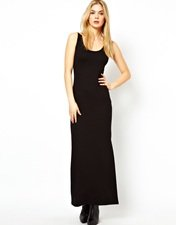 Vila Maxi Tube Dress