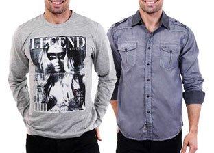 Legend & Soul and Fresh Brand Men's Apparel