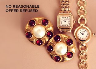 No Reasonable Offers Refused: Chanel, Hermes, Cartier & more