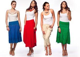 Tusso Women Clothing