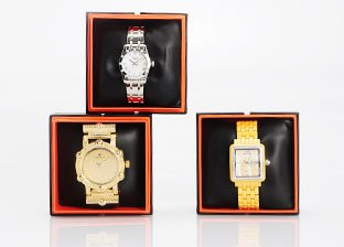 Diamond Watches by Aquaswiss, Gucci, Oniss & more