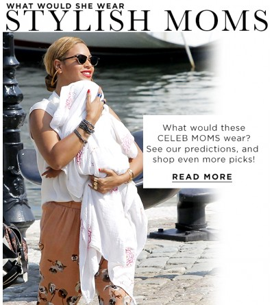 Shop The Essentials Inspired By Stylish Celeb Moms
