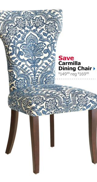 Save Carmilla Dining Chair