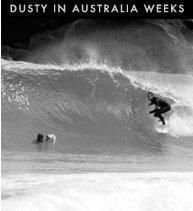Dusty in Australia