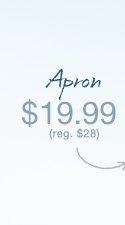 Apron - $19.99