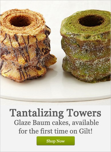 Tantalizing Towers - Shop Now