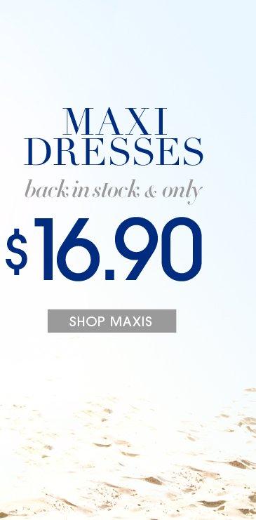 Shop Maxis