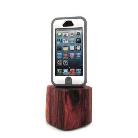 Manzanita Docking Station // iPhone 5